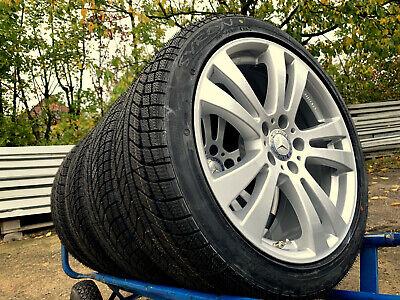 MERCEDES GLE ML W164 W166 R Felgen Winterräder 19 Zoll 255/50 Winter Reifen W251