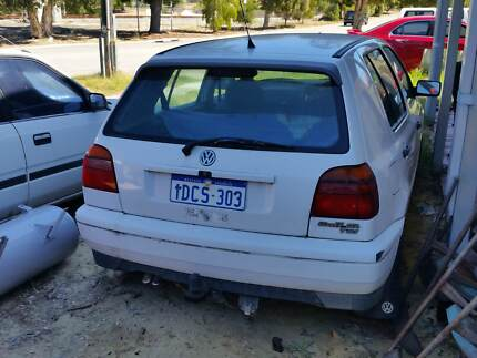 VW GOLF FOR SALE....UNLICENCED