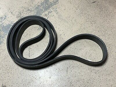 Carlisle Rcp360-5 Super Vee-band Banded Belt Cp Section Rubber 5 Bands Rcp360-5