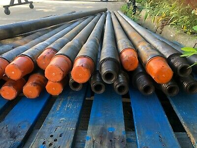 Used Drill Pipes D24x40 Fsi Bundle Of 5