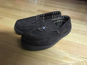 Mens weatherproof cottage slippers - mens size 13