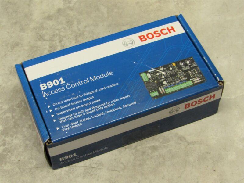 NEW Bosch Intrusion Alarm System B901 Electronic Lock Door Controller