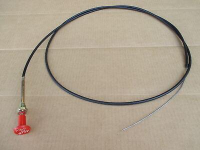 Fuel Shutoff Cable For John Deere Jd 2750 2755 2840 2855n 2940 2950 2955 3030