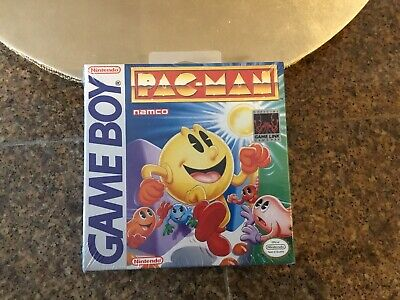 Pac-Man (Nintendo Game Boy, 1991) Brand New Factory Sealed With Hang Tab