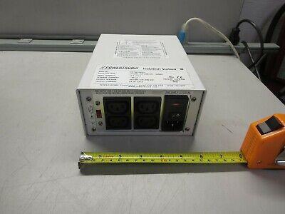 Powertronix X1atwfhnoc1 Isolation Station 115-240 Vac 5060 Hz 287 Va