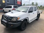2005 Toyota Hilux Ute Garbutt Townsville City Preview
