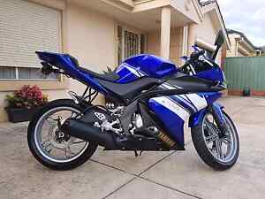 2010 yamaha r125 low 2500 kms Campbelltown Campbelltown Area Preview