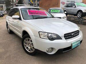 MY07 Subaru Outback 2.5i AWD Auto Luxury Low klms Many extras