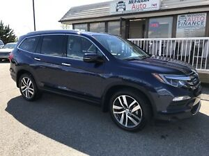 2016 Honda Pilot Touring ONE OWNER LOCAL TRADE