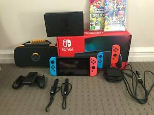 barley used Nintendo switch (MUST GO FAST)