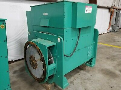 Used Stamford 2000kw 4160v Generator End