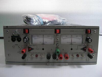 Kepco Bop 100-1m Bipolar Dc Power Supply 0-100v 1a