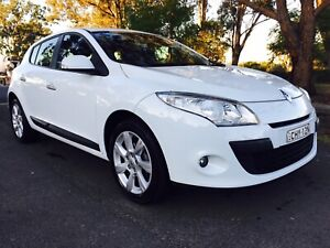 2012 RENAULT MEGANE III DYNAMIC 6 SPEED MANUAL Camden Camden Area Preview