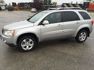 2008 Pontiac torrent - AWD - Olympic edition-remote start $6650!