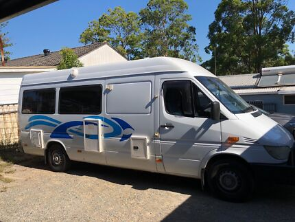 motorhome Marks Point Lake Macquarie Area Preview