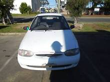 FORD FESTIVA WF 3DR HATCH 1999 WRECKING VEHICLE S/N V7026 Campbelltown Campbelltown Area Preview
