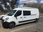 Renault Master 2018  High Roof LWB Campervan Coolangatta Gold Coast South Preview