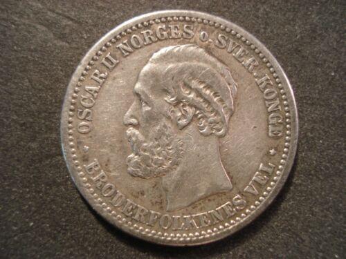 1892 Norway Krone
