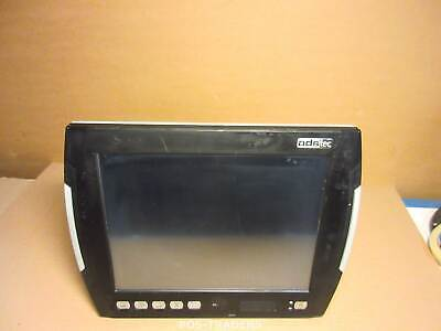 """ads-tec Terminal PC DVG-VMT6012 163-AN WiFi 12.1"""" SVGA Excl PSU SCRATCHED SCREEN"""