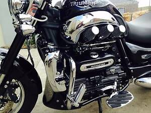 2010 Triumph Rocket 111 Roadster Point Cook Wyndham Area Preview