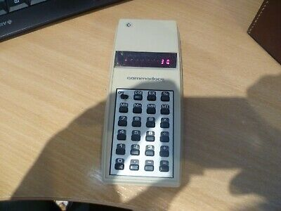 Vintage Commodore Calculator