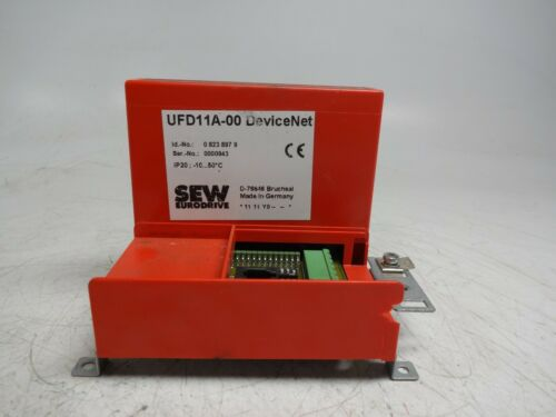 SEW Eurodrive UFD11A-00 DeviceNet