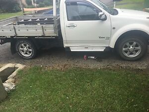 2012 Great Wall v200 turbo diesel 4x4 ute Berkeley Vale Wyong Area Preview