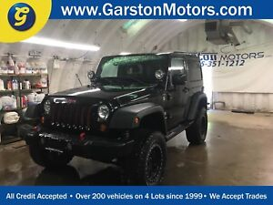 2012 Jeep Wrangler SAHARA*4WD*HARD/SOFT TOP*ROUGH COUNTRY LIFT K