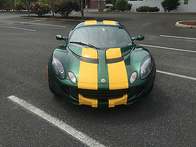 2005 Lotus Elise Touring Package 2005 Lotus Elise with custom stripes and touring package