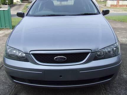 2003 Ford Falcon Wagon Kingston Logan Area Preview