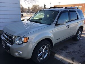 2008 AWD Ford Escape