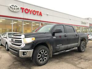 2016 Toyota Tundra Crew Max, Sunroof, TRD Pkg, Local Trade In