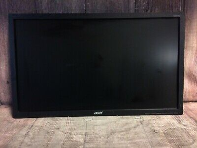 "Acer V226HQL 22"" LED LCD Monitor No Stand Perfect Condition Great Quality"