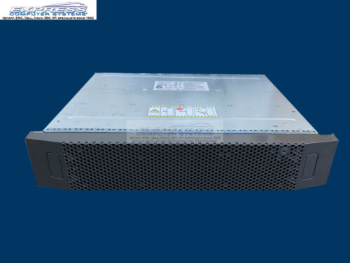 Emc Vnx Dae-25 Dae 2u 25x 600gb 10k Sas 2.5 V5-2s10-600 Vnxe1600