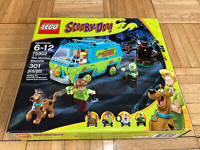LEGO Scooby Doo THE MYSTERY MACHINE 75902 New In Box SEALED Retired RARE!