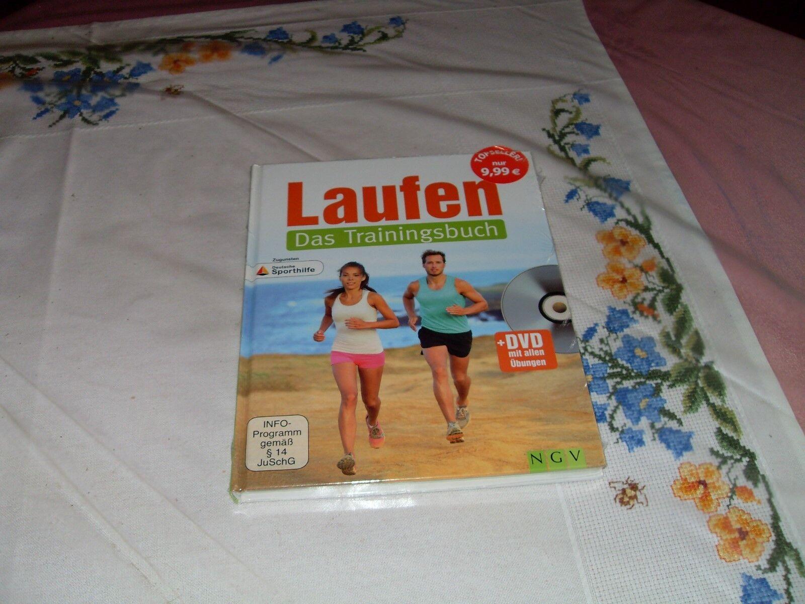 Laufen - das Trainingsbuch + DVD mit allen Übungen