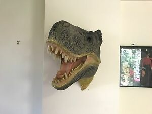 Dinosaur wall mount Mansfield Brisbane South East Preview