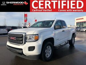 2018 GMC Canyon 4X4 2.5L | REMOTE START|WIFI|BACK CAM