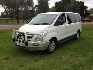 2008 HYUNDAI iMAX SLX AUTO TURBO DIESEL VAN $6999 with 1 YEAR WARRANTY Leederville Vincent Area Preview