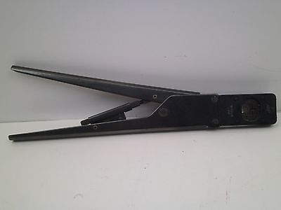 Great Condition Amp 90031-9 Electrical Hand Crimping Tool Free Ship Rc