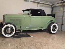 1932 Ford Other Convertible Hastings Mornington Peninsula Preview