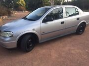 Holden Astra, 2001, 6-months Rego  Townsville Townsville City Preview