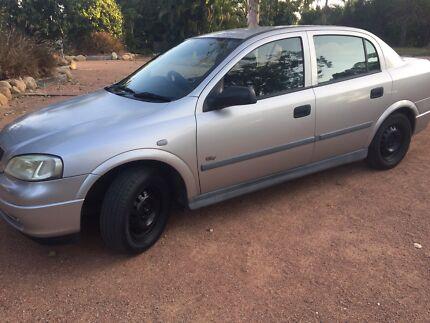 Holden Astra, 2001, 6-months Rego