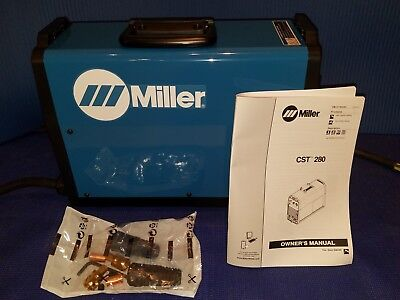 New Miller Cst 280 220 - 575 Volt Stick Welder Sku 907244