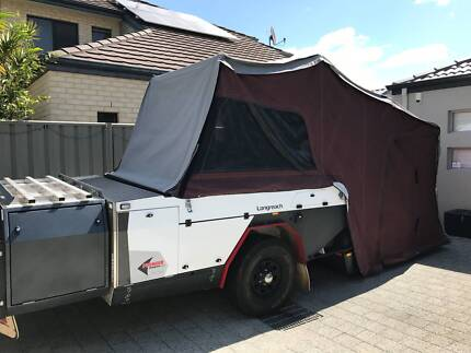 Pioneer Camper Trailer Dianella Stirling Area Preview
