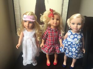 Three Journey Girls Doll