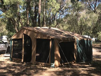 Off-road Camper Trailer: Self Sufficient, Family size & Storage+ Geographe Busselton Area Preview