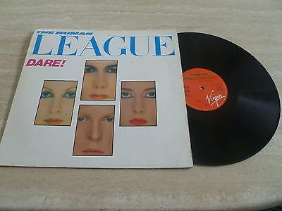 The Human League - Dare! - Vinyl LP - OIS - 1981