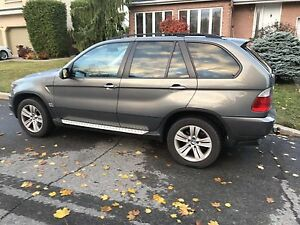 2006 BMW X5 Executive Edition 3.0i