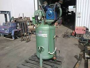 Pilot 3 phase spacesaver air compressor Capalaba Brisbane South East Preview